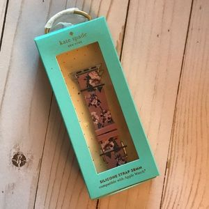 Kate Spade Floral Apple iWatch 38MM Strap